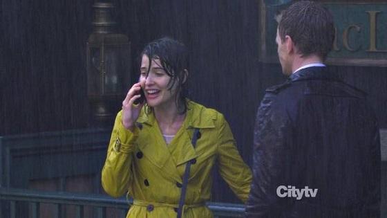 Amikor Robin és Barney elkezdenek randevúzni