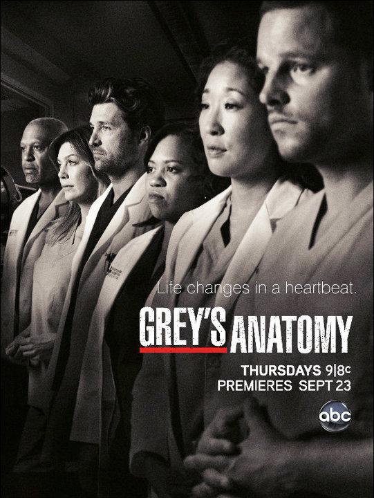 Grace Klinika Greys Anatomy 7x18 7x22 Popkult