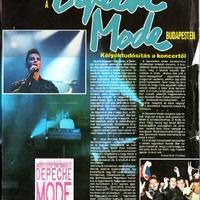 Ilyenek voltak a Depeche Mode eddigi koncertjei Budapesten