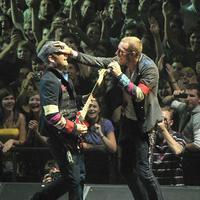 Örömkönnyek és boldogság: Coldplay koncert Budapesten.