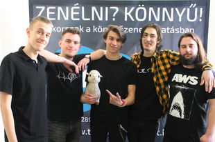 Tehetségprogram indult Tatán: Fiatal zenekarok startra készen