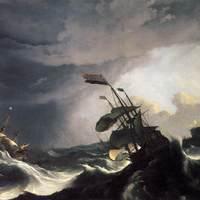 Hajó a viharban