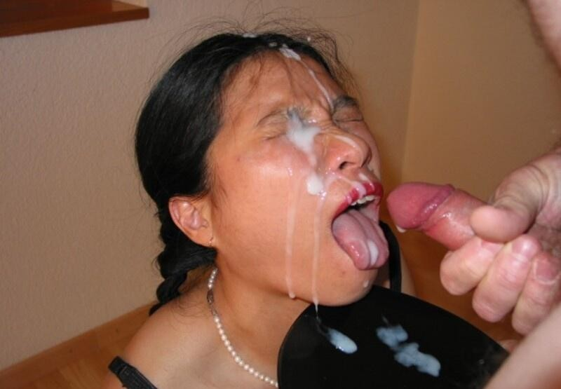 Black girl crying from being fucked