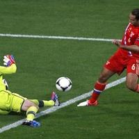 A cseh foci Iraputói