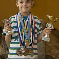 Postás Portré: A kis sakkbajnok