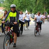 Kerékpártúra Posta módra