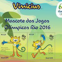 Újra itt az olimpia! Bélyegen is