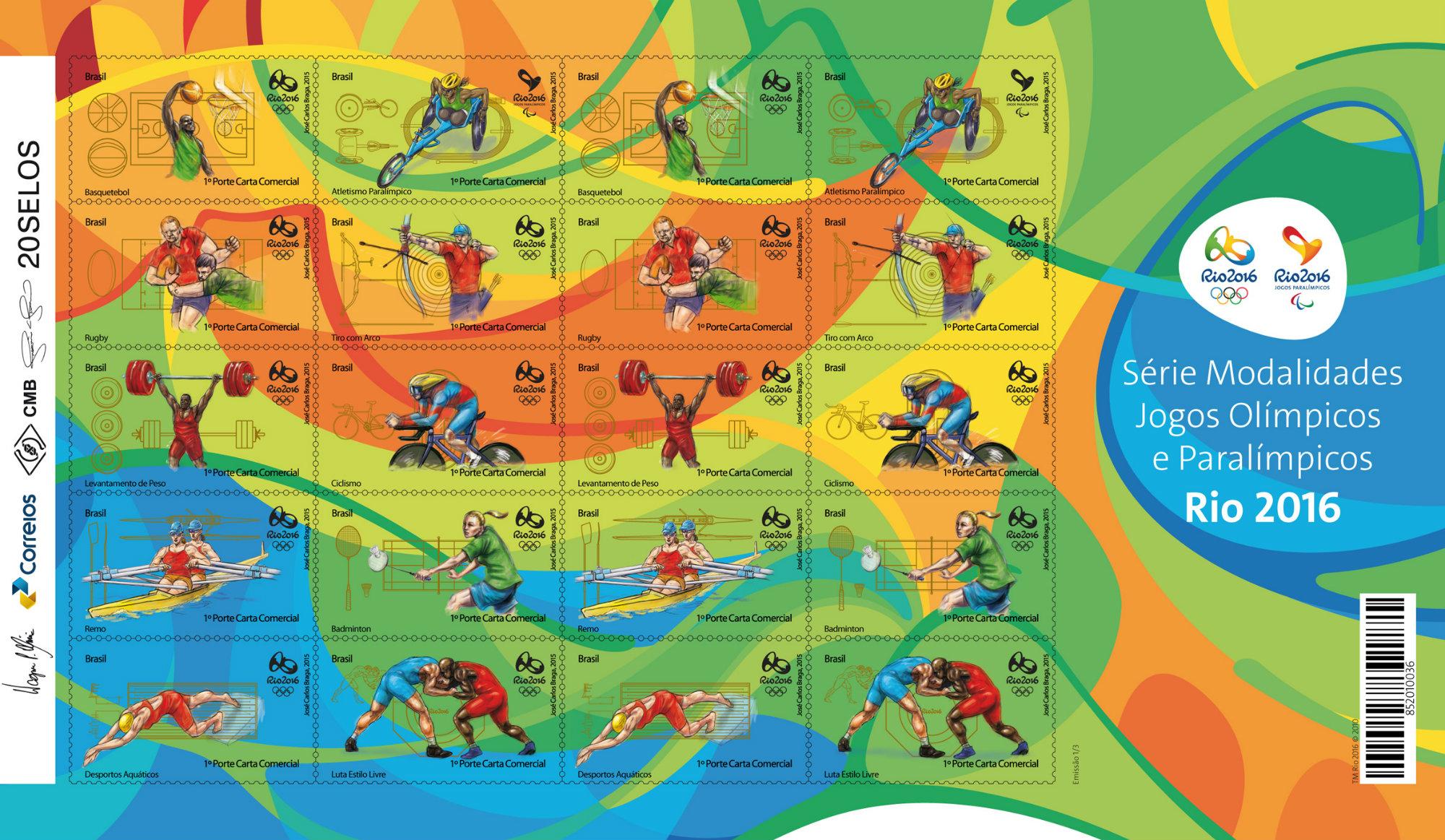 Brazília - 1. sorozat