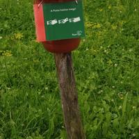 A posta házhoz megy!