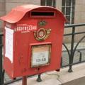 Bátyi Zoltán Belgiumban járt, fotózott egy postaládát!