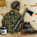 THE FORESTER'S HOPE Survival Kit