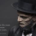 Abraham Lincoln a halhatatlan