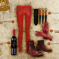 RED RIDING HOOD Survival Kit