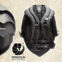 Pangolin hátizsák