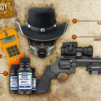 RAD-X COWBOY Survival Kit