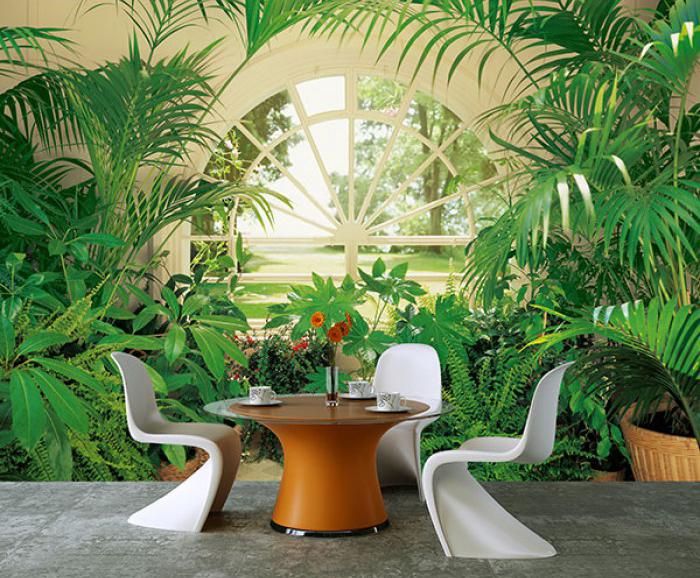 Növények közt<br /><br /><br />További részletekhez másold ki a linket:<br /><br />http://www.oriasposzter.hu/home/231-wintergarden.html