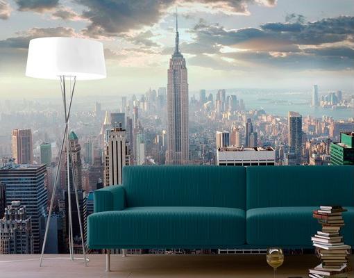 New York Manhattan poszter tapéta