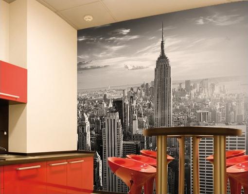 Óriási - 5 méteres - New York City fotótapéta
