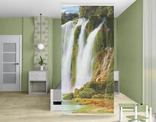 Vízesést a lakásba :)