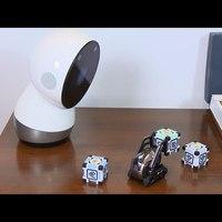 Érzelmekre ható robotok a stúdióban!