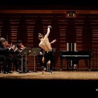 A zongorázó táncos (PosztmodeM, 2018.07.31/2.)