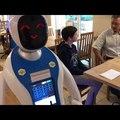 Robot pincér Budapesten