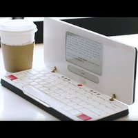 Zavarásmentes írás, avagy a XXI. század írógépe