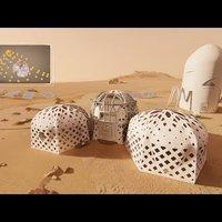 Marspályázat 3D nyomtatással