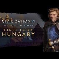 Mátyás király a Civilization VI. játékban