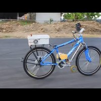 A robotok ügyesebben bicikliznek