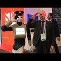 Rendőrrobot, mint okosváros megoldás Dubajban