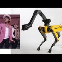 Funky robot és a szökellő humanoid