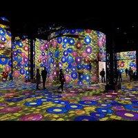 Fények műhelye vagy digitális művészeti múzeum?