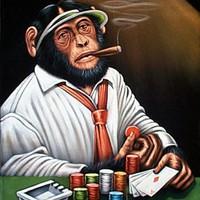 Majmokat ültettek a BPO döntő asztalához?