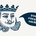 Királynőt szopat a király - A természet rendje
