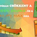 Tartósan csökkentettük a Green Snake és a Virility Max árát