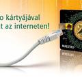 Mostantól online bankkártyával is fizethetsz nálunk