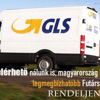 Mostantól rendelhetsz GLS-el is
