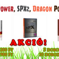 Gold Power, SPX2 és Dragon Power akció!