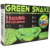 A Green Snake-nak annyi :(