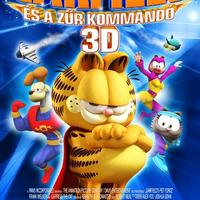 Garfield és a Zűr kommandó