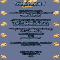Transformice Party felhívás