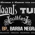 Élménybeszámoló - Trollfest, Turisas, Korpilaani Barba Negra, 2019.03.13