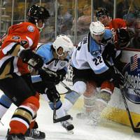 NHL-es játékosaival menetel az Alaska