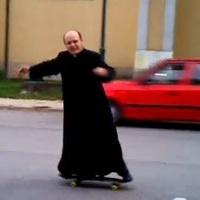 Papok: pozitív példa
