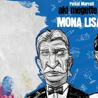 Már kapható Marcell Pátkai kalandregénye a kortárs képzőművészetről...