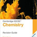 ^LINK^ Cambridge IGCSE® Chemistry Revision Guide (Cambridge International IGCSE). Voice Patricia Flexural anuncio Agency mission