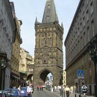 Lőportorony a régi városkapu