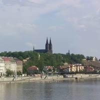 Vyšehrad és a Szent Péter és Pál templom