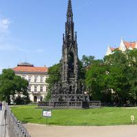 Frantisek Palacky emlékmű